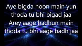 Besharmi ki Height lyrics