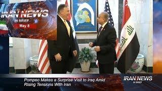 Iran news in brief, May 8, 2019