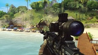 Sniper Fury - Chapter 11 Beach SNIPER MISSIONS