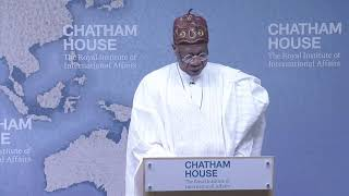 Nigeria's National Unity: Towards Participation and Shared Values