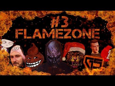 FLAMEZONE 3 Entrano tanti Haters in live per darci contro. Litigate Chiarimenti e tanto altro