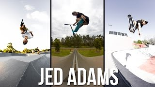 JED ADAMS | FINALLY
