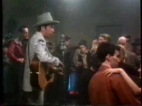 Peter Hogsden as Hank Williams I Can t Help It If I m Still In Love With You