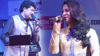 Latest Malayalam Stage Show 2016 | കസ്തൂരി  എൻ്റെ കസ്തൂരി  ഗാനവുമായി.. | Biju Narayan & Ranjini Jose