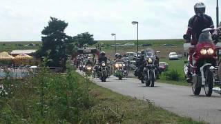 Motolužany 2012 spanilá jízda