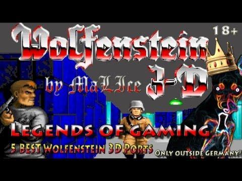 Wolfenstein 3D - 5 Best Ports