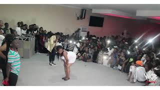 Wasichana Wa Tanga Wafanya kufuru Kwa kucheza #Jibebechallenge