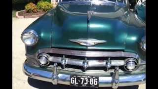1953 Chevrolet Bel air 2 door, Original Everything