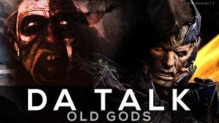 DA Talk: Old Gods (Archdemons, Legend vs Fact, Blight in Inquisition?)