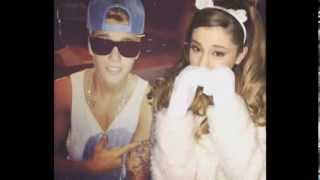 Justin Bieber Confident (The Justin and Ariana Love Story)