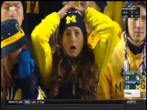 College Football 2015 Craziest Ending To A Football Game You ll Ever See