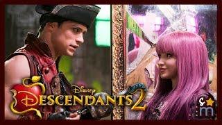 Disney's DESCENDANTS 2 Official Trailer 1 - Dove Cameron, China McClain, Thomas Doherty