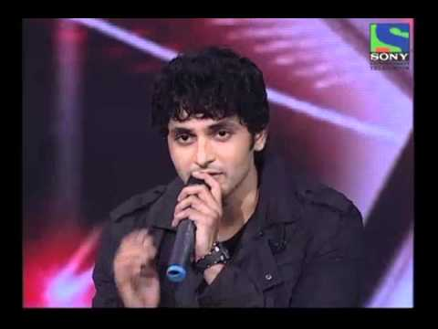 X Factor India - MJ of X Factor, Amit Jhadav's electrifying audition - X Factor India - Episode 2 -  30th May 2011