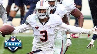 Quin Blanding NFL Draft Tape | Virginia S