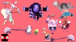All Amethyst Fusions & Team Special Ability - Steven Universe: Save the Light