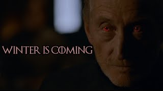 How many time to they say Winter is Coming - Game of Thrones