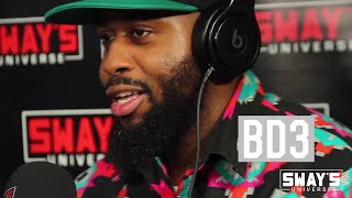 Friday Fire Cypher: BD3 Flosses a Crazy Rhythmic Memory and Spits Hard Brooklyn Bars