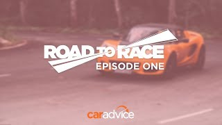 Road to Race, Episode 1: Alborz lays out the Targa dream