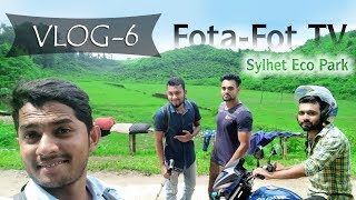 Bangla Viral Reaction Boro Chele - FotaFot TV - VLOG 6 - NOOR - Ahsan Habib Pair - Sylhet Eco Park