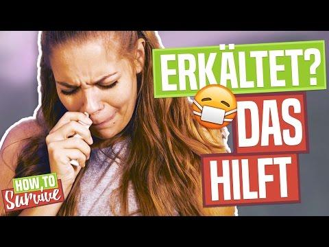 5 LIFE HACKS GEGEN ERKÄLTUNG! So wirst DU sie LOS! l How 2 Survive w/ Mia & Lars