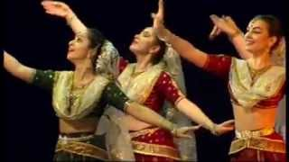 Kathak by Svetlana Tulasi & Chakkar dance group