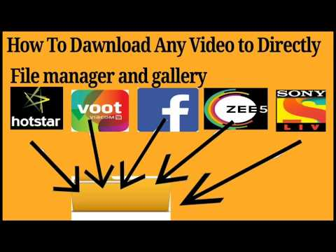 Xxx Mp4 How To Dawnload Any Video To Directly File Manager And Gallery 3gp Sex