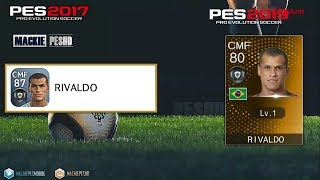 PES 2019 MOBILE Legends From PES17 We Will Like To See