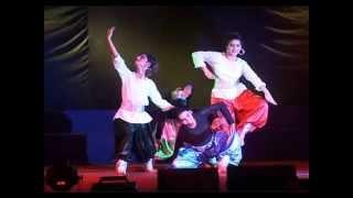 Khudito Pashan [ Scene 3 + Ami Chini Go Chini ]