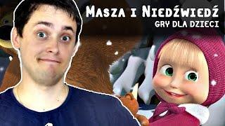 Masza i Niedźwiedź Po Polsku | Gry Dla Dzieci