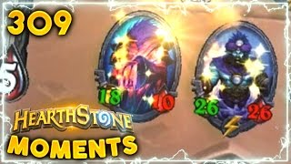 What just Happened.. | Hearthstone Gadgetzan Daily Moments Ep. 309 (Funny and Lucky Moments)