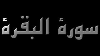 محمد صديق المنشاوي - سورة البقرة -  الجزء الأول