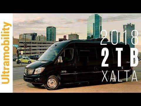 2018 Regency Xalta 2TB Inexpensive Quality Built Class B Camper Van