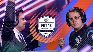 FIFA 18 FUT Champions Cup Grand Final 🏆 Manchester Falcon Msdosary vs Eisvogel