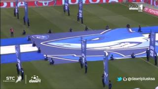 دوري بلس - ملخص مباراة الهلال و النصر في الجولة 20 من دوري عبداللطيف جميل