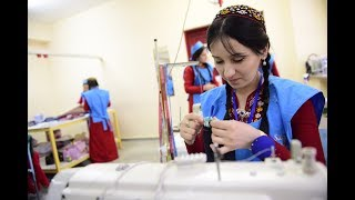 Inclusive education for hearing-impaired women in Turkmenistan