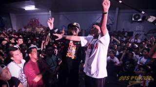 FlipTop - Loonie/Abra vs Shehyee/Smugglaz @ Dos Por Dos Tournament