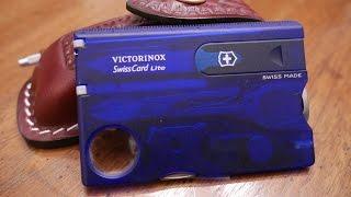 Victorinox Swisscard Lite Review
