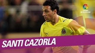 Santi Cazorla Best Goals & Skills
