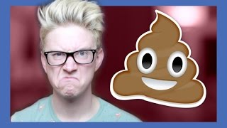 I GOT POOPED ON | Tyler Oakley