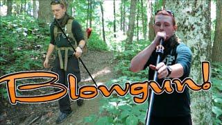 Coldsteel Blowgun! Is it a good weapon?:Self Reliance