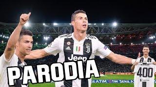 Canción Cristiano Ronaldo Gracias - (PARODIA CRISTIANO A LA JUVENTUS)