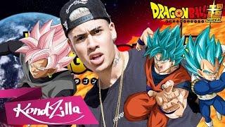MC Goku e MC Vegeta - O Grave Bater (KondZilla), Paródia Mc Kevinho