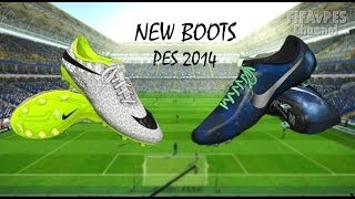 PES 2014 - NEW Boots Nike Pack ( HD )