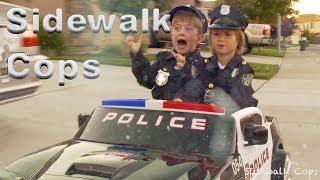 Sidewalk Cops Episode 1 (Remastered)