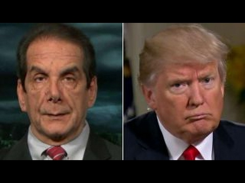 Charles Krauthammer reacts to Trump one on one