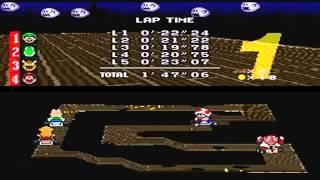 Super Mario Kart - Special Cup - 50cc