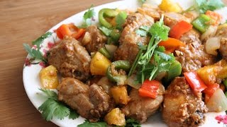 Suon Chua Ngot (Sweet and Sour Ribs) Recipe Asian