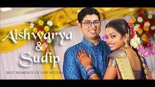 A Classical Kerala Hindu Wedding of Aishwarya & Sudip