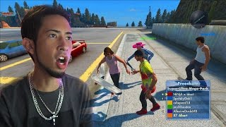 Skate 3 Xbox One: BUBBLEGUM! | Skate 3 Gameplay