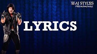 AJ Styles WWE Theme Song: